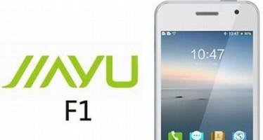 Обзор JiaYu F1 — смартфон за 1500 рублей