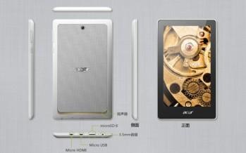 Ультрабюджетный планшет Acer Tab 7