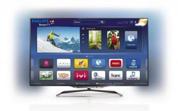 Philips Smart TV — умный телевизор на Android