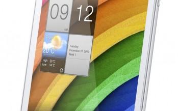Новинки от Acer — Iconia A1-830 и Iconia B1-720