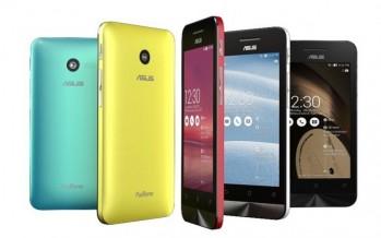 Asus ZENFONE — топовые бюджетные смартфоны