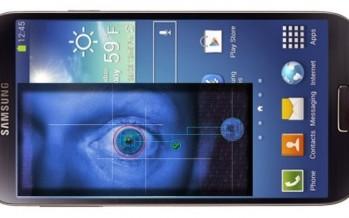 Samsung Galaxy S5 может остаться без сканера сетчатки