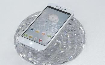Обзор гламурного смартфона Sugar