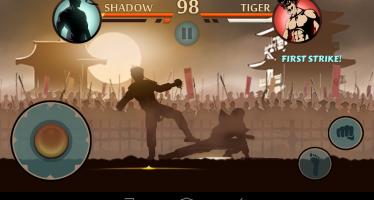 Обзор игры Shadow Fight 2