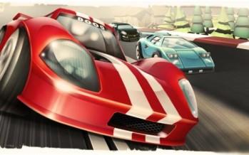 Обзор игры Rail Racing