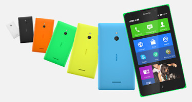 Линейка смартфонов Nokia X, Nokia X+ и Nokia XL