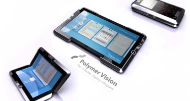 Гибкий планшет от Samsung: первая информация