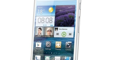 Huawei Ascend D3 даст жару