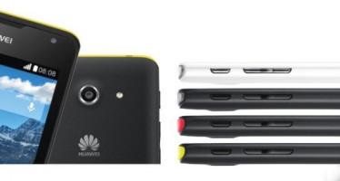 Huawei Ascend Y530: яркая новинка с неплохими характеристиками