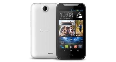 HTC Desire 310 на базе Mediatek