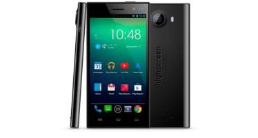 Highscreen создаст центр по разработке смартфонов