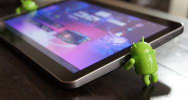 Новый планшет Samsung SM-T805 в разработке