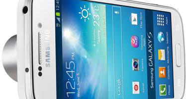 Samsung Galaxy S5 Zoom информация о мощной камере
