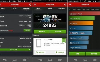 Ряд технических характеристик Huawei Ascend P7 не подтвердилось