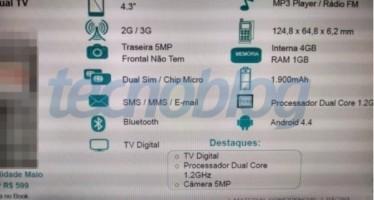 Дата выхода Motorola XT1021 , XT1022 и XT1025