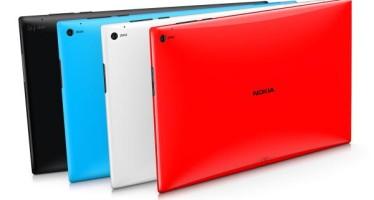 Бракованные планшеты Nokia Lumia 2520 были отозваны