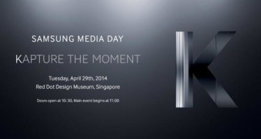 Samsung Galaxy S5 Zoom официально анонсирован