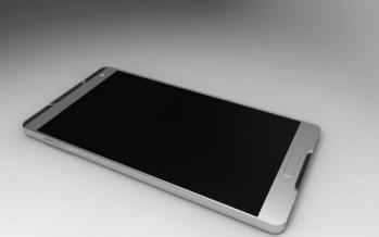 Samsung Galaxy S6: демонстрация дизайна