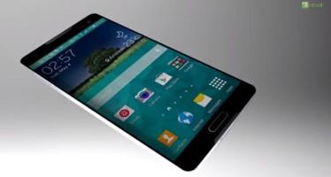 Потрясающий концепт Samsung Galaxy S6