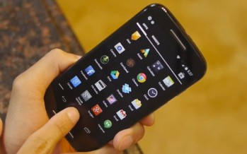 Видеообзор Motorola Moto E