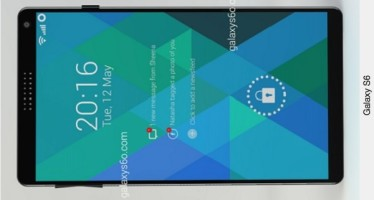 Дизайн и характеристики Samsung Galaxy S6