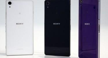 Sony Xperia Z3: концепт и технические характеристики