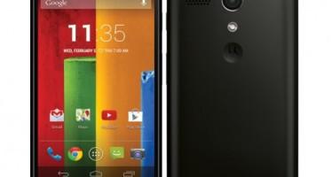 Motorola Moto E: первые сведения о цене