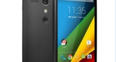 Motorola Moto G 4G (LTE) доступен за 8000 рублей в Англии