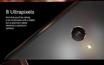 Google Nexus 8 от HTC на Android Silver