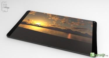Впечатляющий дизайн Samsung Galaxy Tab Flex