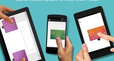 Лучшая клавиатура SwiftKey для Android и iOS стала бесплатной