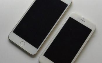 Фото iPhone 6 оказались манекенами?