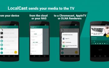 Обзор приложения LocalCast для Android