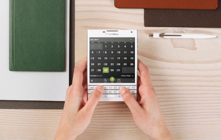 BlackBerry-Passport-in-white-shown-before-release