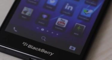 Обзор бюджетного телефона BlackBerry Z3