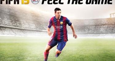 Обои FIFA 15 для iPhone 5, iPhone 4 и Android