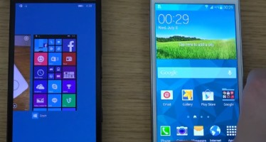Обзор Nokia Lumia 930 и Samsung Galaxy S5