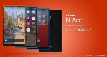 Nokia N Arc: идеальная замена Nokia N9