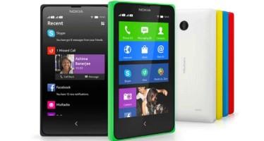 Для телефонов Nokia X, Nokia X+, Nokia XL доступно обновление ПО 1.2