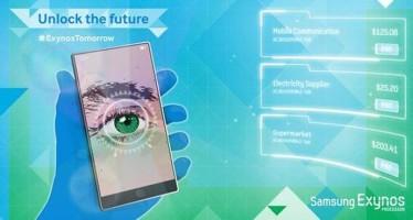 Сканер глаз для Samsung Galaxy Note 4