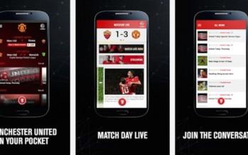 Обзор приложения Manchester United для Android