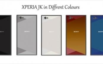 Концепт флагманского смартфона Sony Xperia JK