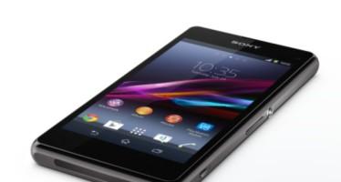 Разблокированный Sony Xperia Z1 Compact появился в США