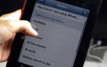 Как запустить WhatsApp на iPad без Jailbreak