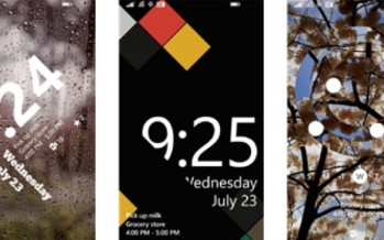 Обзор приложения Live Lock Screen beta на Windows Phone 8.1