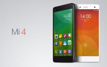 Xiaomi Mi4 / Cамый быстрый смартфон в мире