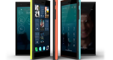 Обзор смартфона Jolla на OС Sailfish от бывших разработчиков Nokia