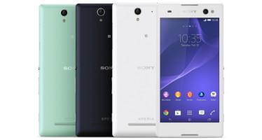 Цена Sony Xperia C3 будет далеко не средней
