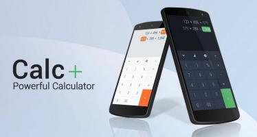 Новый функциональный калькулятор Calc + для Android