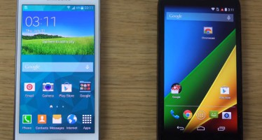 Обзор Motorola Moto G и Samsung Galaxy S5 mini